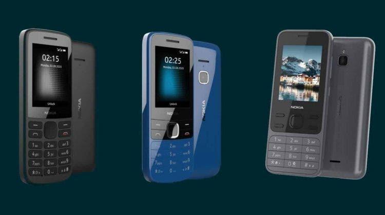 Chystané telefony od Nokie