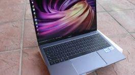 recenze Huawei MateBook X Pro