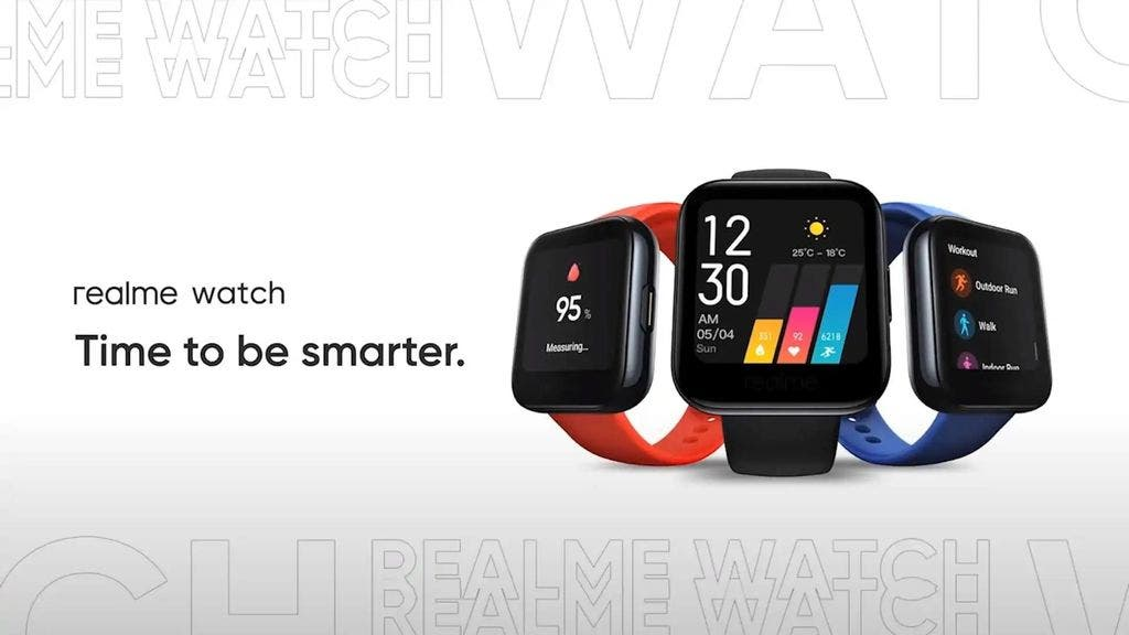 OPPO Realme Watch