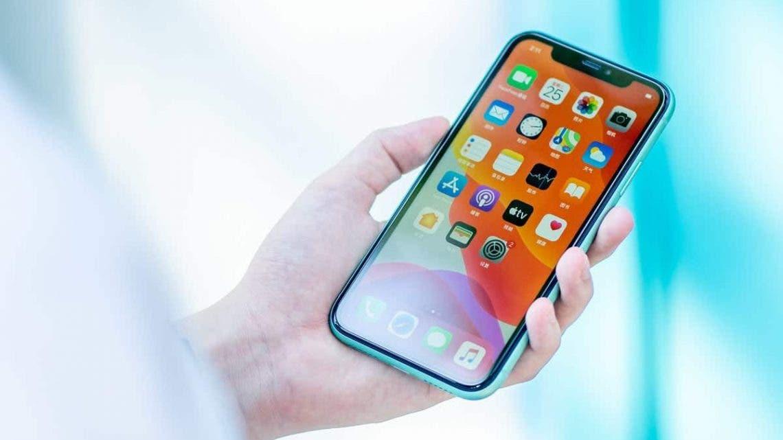 iPhonů