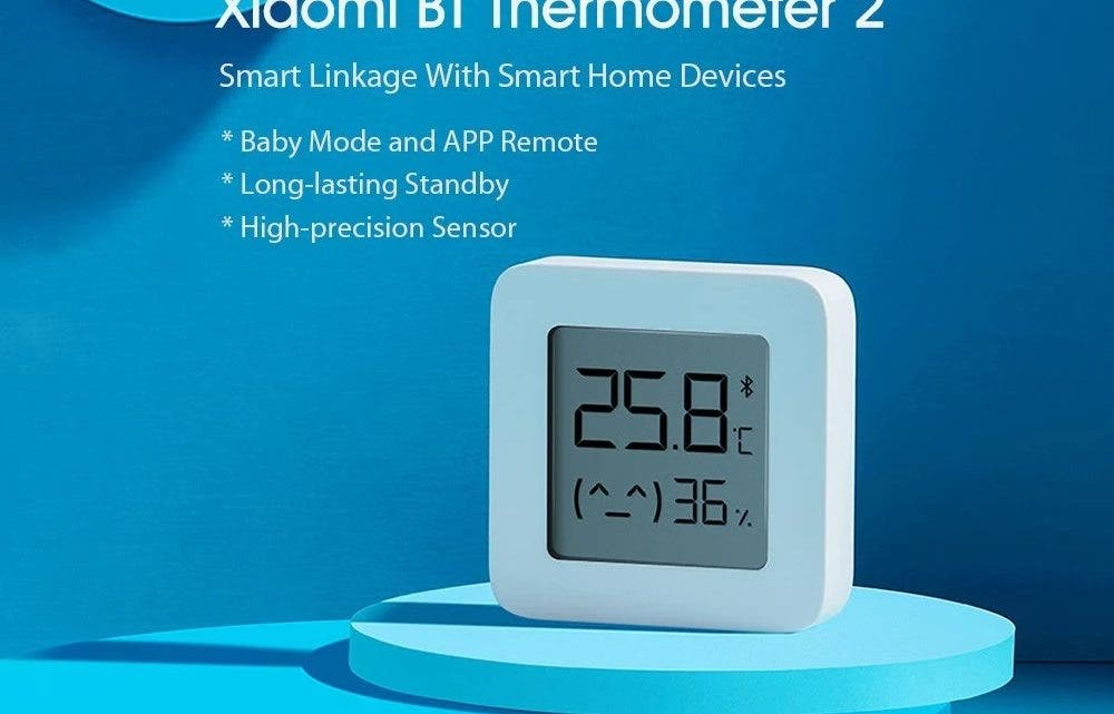 Xiaomi BT Thermometer 2