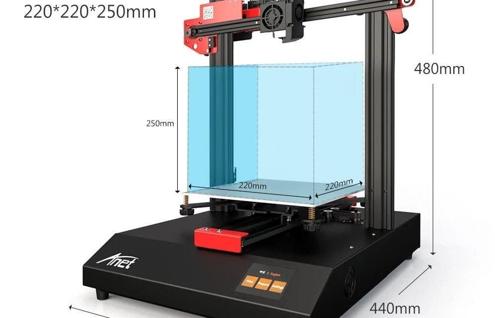 3D tiskáren