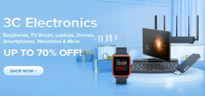 3C Electronics