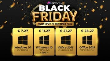Black Friday Keysoff