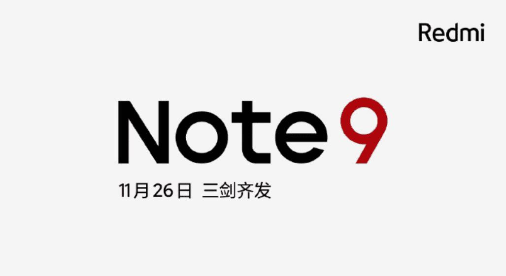 řady Redmi Note 9