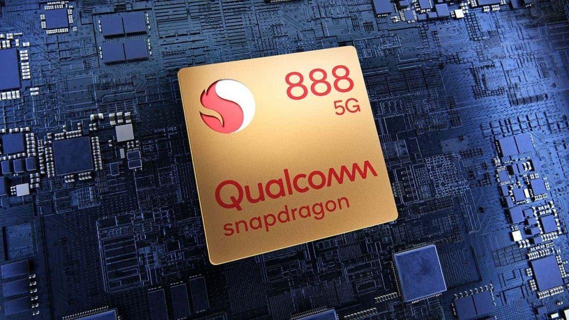 Snapdragonem 888