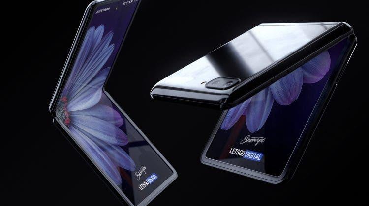 ohebný Samsung