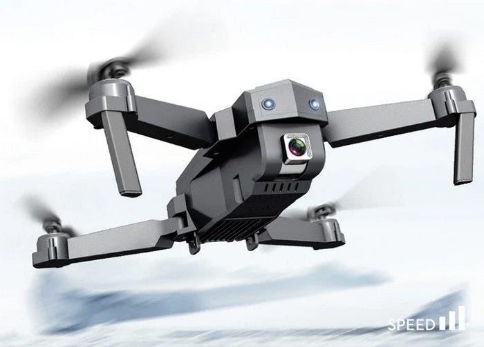 Skládací dron SG107 4K HD