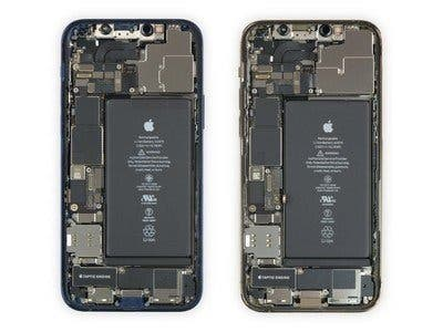 iPhone 12 Mi 11