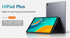 HiPad Plus