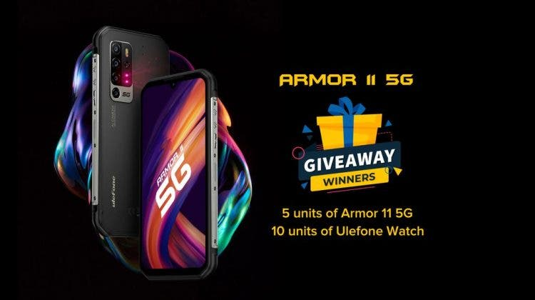 Armor 11 5G