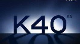 Řada Redmi K40