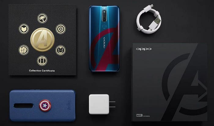 Oppo Reno 5 Marvel Edition