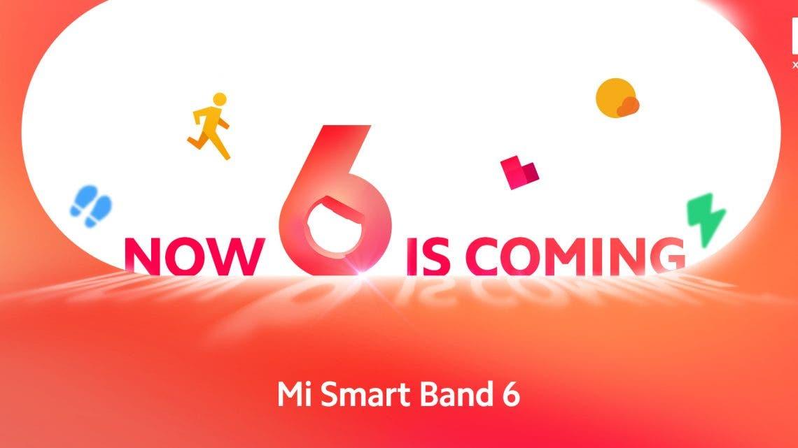 Mi Band 6
