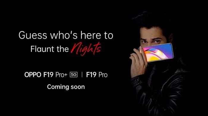 Řada Oppo F19