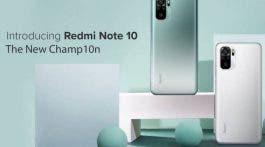 Řada Redmi Note 10