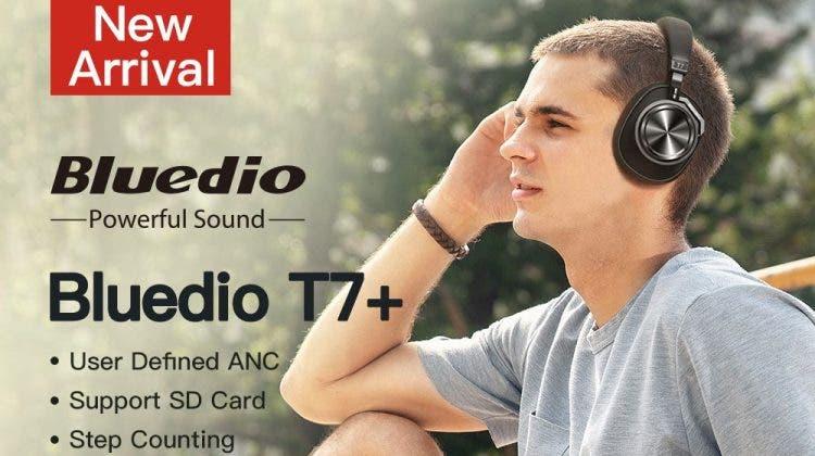 Bluedio T7 Plus