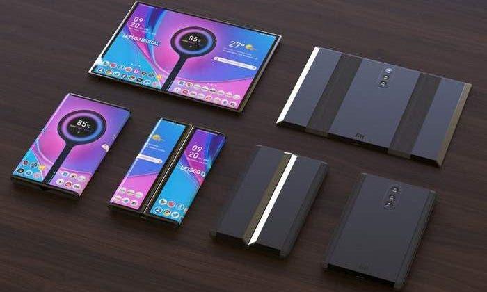 Skládací telefon Xiaomi