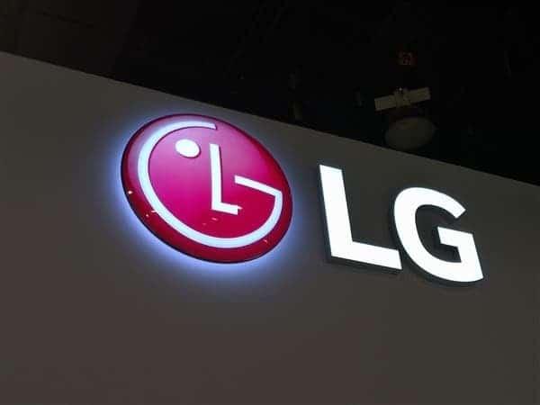 LG mobilní