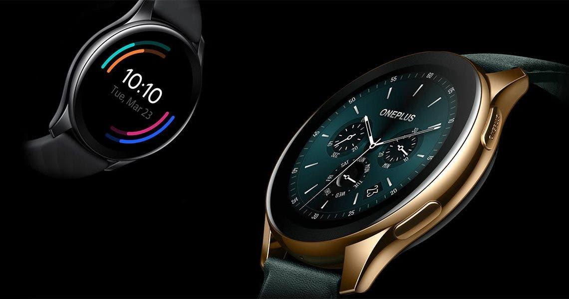 aktualizace OnePlus Watch