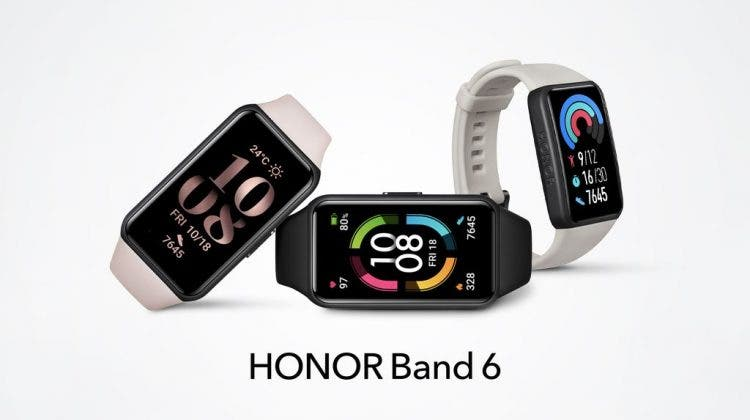Honor Band 6