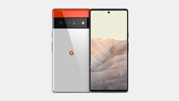 Googgle Pixel 6 Pro