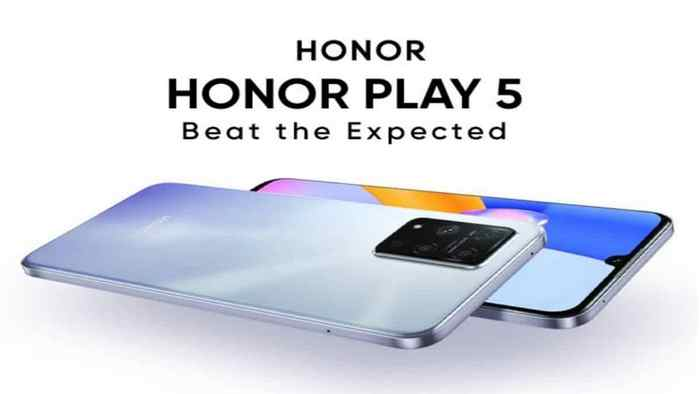 Honor Play 5