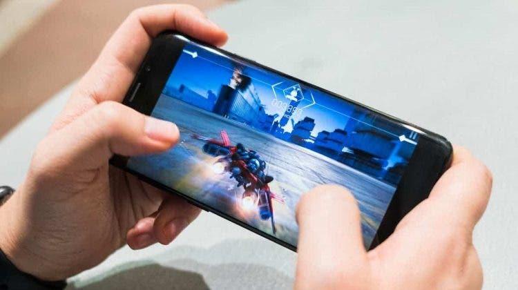 Samsung herní telefon