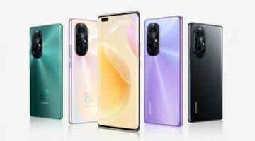 Řada Huawei Nova 9