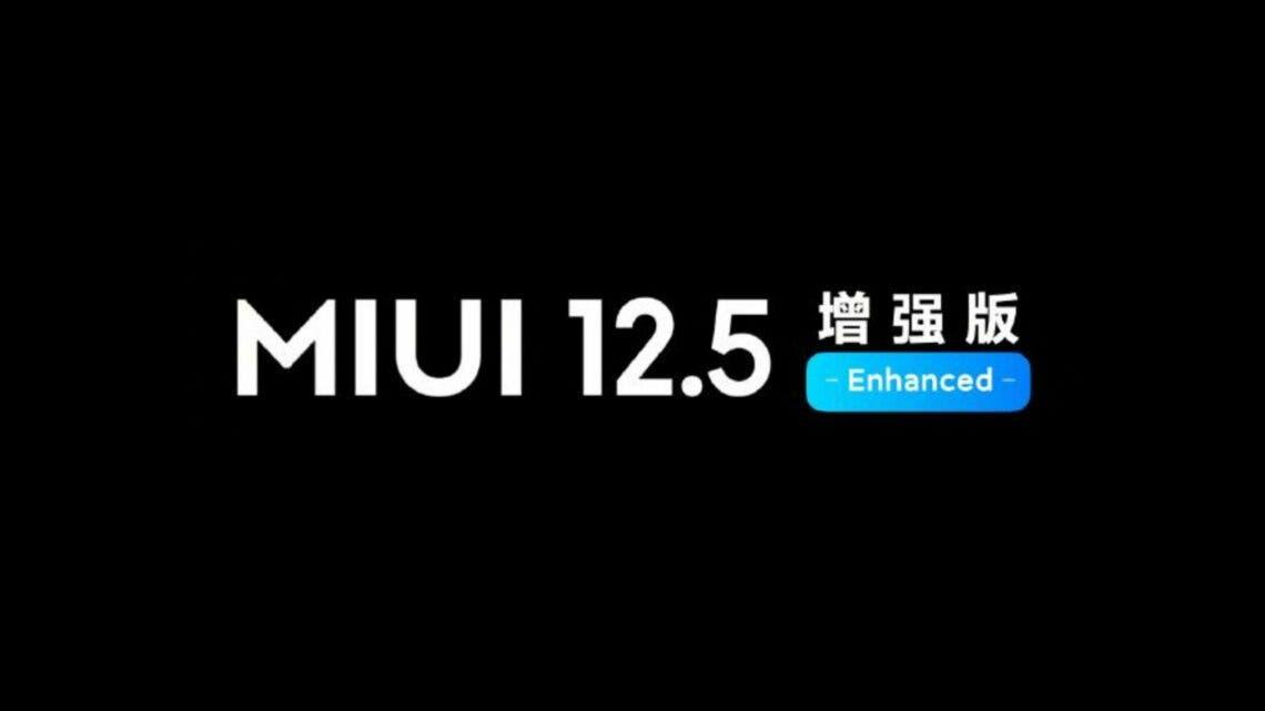 MIUI 12.5 Enhanced Version