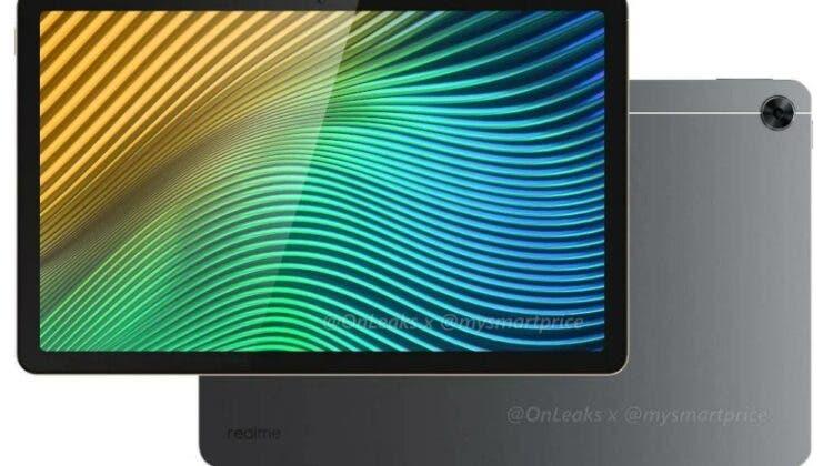 Realme tablet