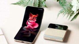 Véčkový Galaxy Z Flip 3