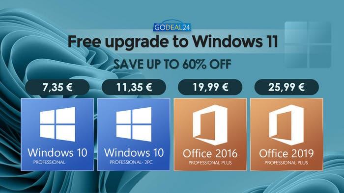 Klíč na Windows 10