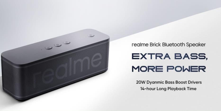 Realme Brick