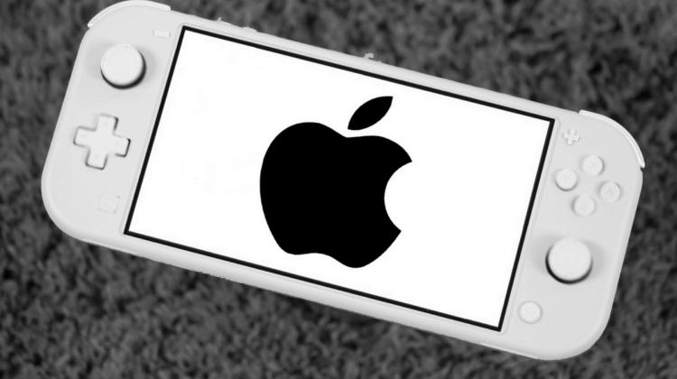 Apple herní