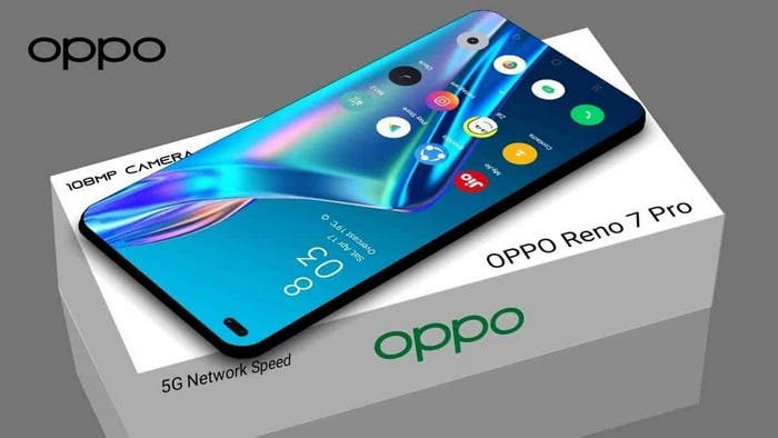 Oppo Reno 7 Pro